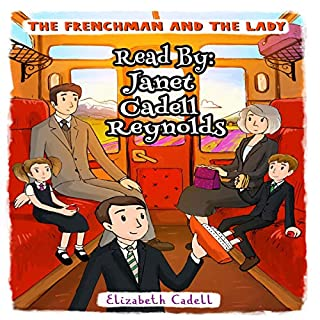 The Frenchman and the Lady audiobook cover art