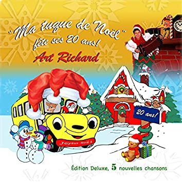 Ma tuque de Noel fete ses 20 Ans! (Edition Deluxe)