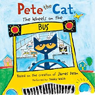 The Wheels on the Bus     Pete the Cat              Written by:                                                                                                                                 James Dean                               Narrated by:                                                                                                                                 Teddy Walsh                      Length: 4 mins     Not rated yet     Overall 0.0