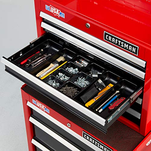 CRAFTSMAN Tool Organizer for Drawer, 11 Compartments (CMST98017)