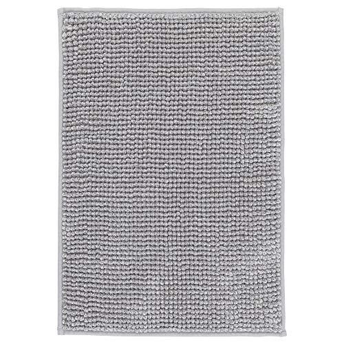 Ikea TOFTBO Bath mat, Grey-White mélange, 40x60 cm (16x24)