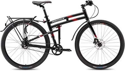 featured product Montague Allston 11 Speed Belt Drive Folding Bike