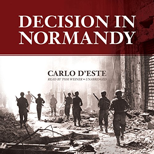 Decision in Normandy cover art