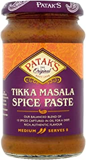 Pataks Tikka Masala Spice Paste 283g