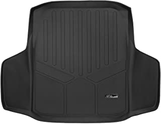 MAXLINER All Weather Cargo Liner Floor Mat Black for 2018 Honda Accord Sedan (All Models)