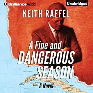 A Fine and Dangerous Season audiobook cover art