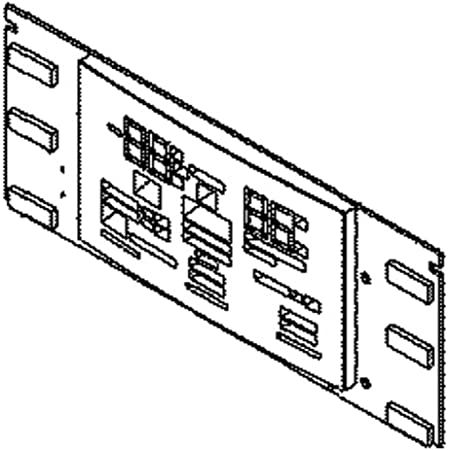 Indesit C00507288 Fridge Freezer Main Drawer Gwnew C B 55 Fz Gw J00301637