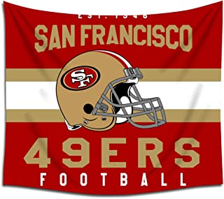 Best 49ers bedroom curtains Reviews