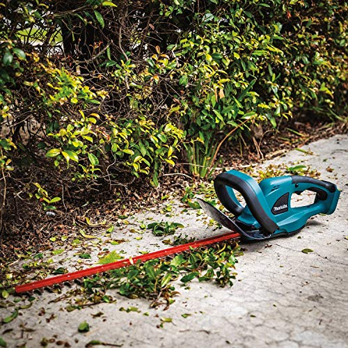 Makita XHU02Z 18V LXT Lithium-Ion Cordless 22 Hedge Trimmer, Tool Only