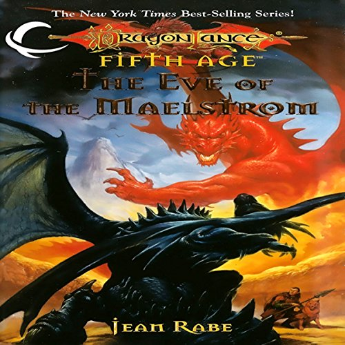 The Eve of the Maelstrom audiobook cover art