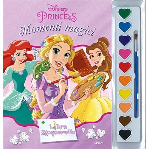Principesse. Momenti magici. Libro acquerello. Ediz. illustrata. Con gadget