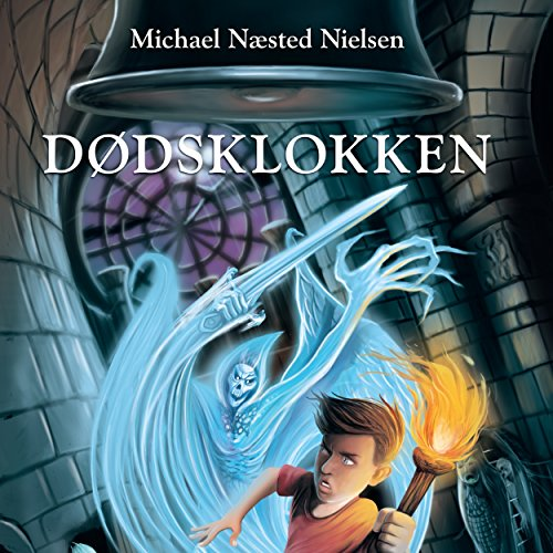 Dødsklokken audiobook cover art