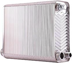 FAEIO Calentamiento Continuo Acero Inoxidable 304 radiador - Ecológico y eficiente - con ventilación automática Calentador - Utilizado en Sala de Estar, Dormitorio, Oficina, etc