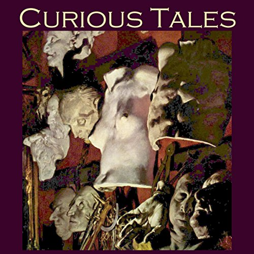 Couverture de Curious Tales