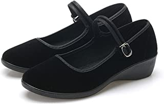 Bumud Women's Mary Jane Shoes