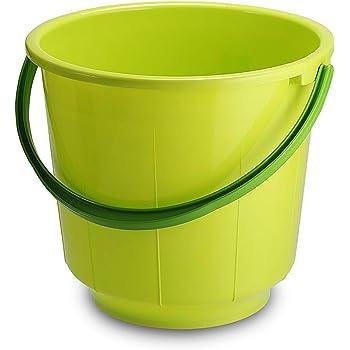 Kuber Industries Plastic Bucket, 16 litres (CTKTC17)