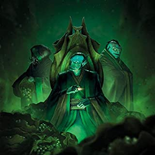 Conspiracy - Abyss Universe - Green