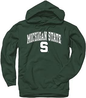 Campus Colors NCAA Adult Arch & Logo Gameday Hooded Sweatshirt