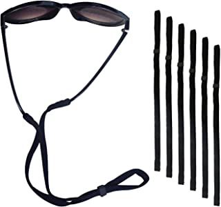 77de651f8a Philonext 6 Pcs Deportes gafas de sol soporte correa, Universal Fit cuerda  retención, sistema