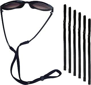 Philonext 6 Pcs Deportes gafas de sol soporte correa,