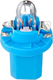 0015449794 Mercedes Bulb 12v-1.2w Blue R129 W140 W170 W202 W210 C220 E320 By Osram pack of 6