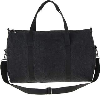 Prettyia Women Men Large Handbag Shoulder Messenger Tote Bag Crossbody Outdoor Travel