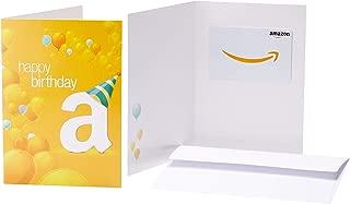 Amazonギフト券 - グリーティングカード - 金額指定可