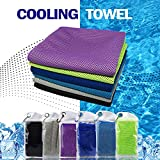 Cooling Towel For Camping - Best Reviews Guide