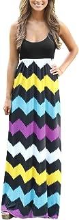 FORUU womens Dress Maxi Dress For Womens, Foruu Summer Printed Long Sundress