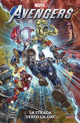 La strada verso l'A-day. Avengers