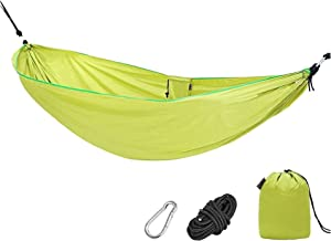 Hammocks, Camping Furniture outdoor camping easily portable single multi-scene applicable anti-rollover load 150kg Comfort...
