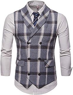 Amazon.es: ES - huixin / Trajes y blazers / Hombre: Ropa