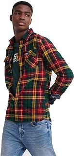 Men's Classic Lumberjack Button Down Shirt