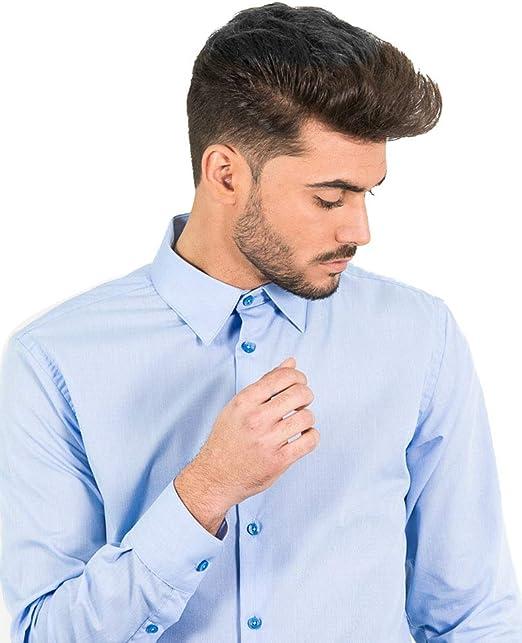 DIVARO - Camisa Cuello INGLÉS - Disponible EN Color Blanco Y ...