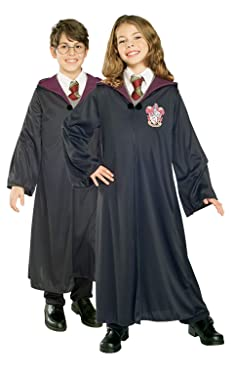 Rubie's Official Harry Potter Gryffindor Classic Robe Costume, Childs Size Small Age 3-4 Years