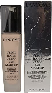 Teint Idole Ultra 24H Long Lasting Makeup Foundation Spf15, 160 Ivoire (W)