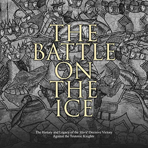 The Battle on the Ice audiobook cover art