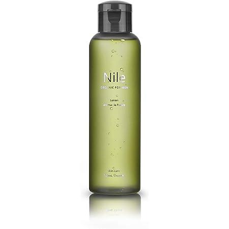 Nile 化粧水 メンズ オールインワン アフターシェーブ 化粧水/美容液/乳液/保湿クリーム (ラフランスの香り)