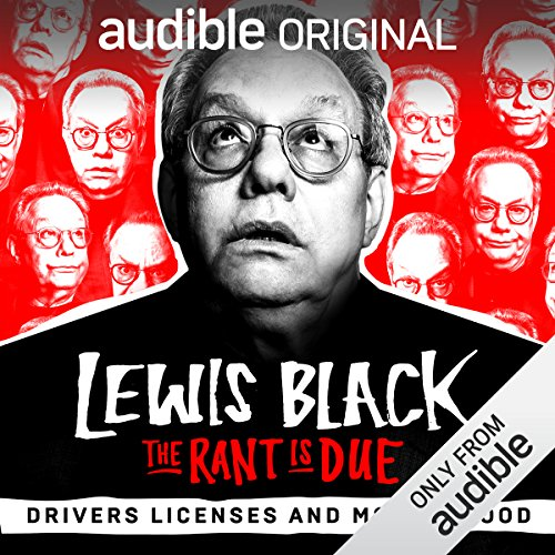 Ep. 24: Drivers Licenses and Motherhood (The Rant is Due) audiobook cover art