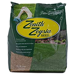 If all danger of frost is past and your soil temperature has risen to 60° or warmer, then it's a great time to plant Zenith seeds. Zenith makes a very dense, dark green, handsome lawn that's drought tolerant, cold hardy, and tolerant of extreme heat....