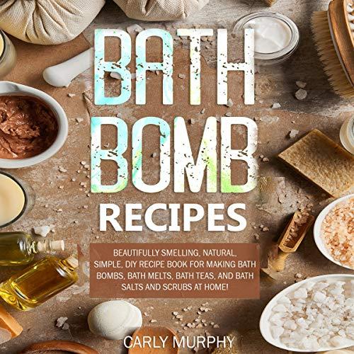 Bath Bomb Recipes cover art