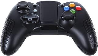 iFormosa ワイヤレス Bluetooth (FireTV非対応)ゲームパッド コントローラー ジョイスティック パソコン iOS iPhone Android 対応 8710