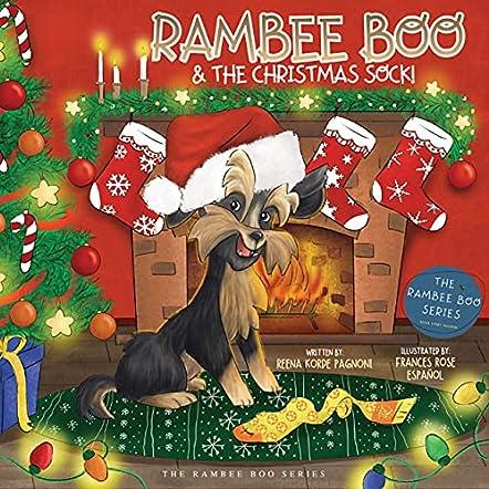 Rambee Boo & The Christmas Sock!