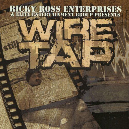 Wire Tap: The Soundtrack by Ricky Ross (2009-08-18)