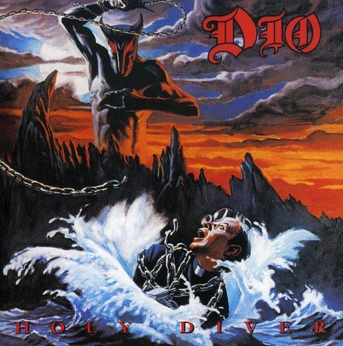 Holy Diver by Dio (2007-08-02)
