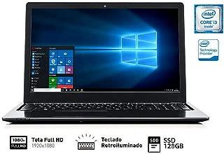 Notebook Intel Core I3 2Ghz 4Gb Ddr3l 128Gb Ssd 15.6 Pol Vjf154f11x-B0811b Vaio