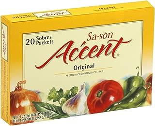 Accent Sazon Regular 3.52 OZ(Pack of 1)