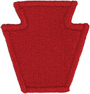 28th Infantry Division Full Color Dress Patch