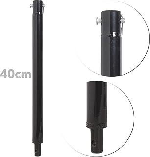 Extensor 40cm Kawashima p/ Broca de Perfurador Solo - Prolongador (bitola 20mm)