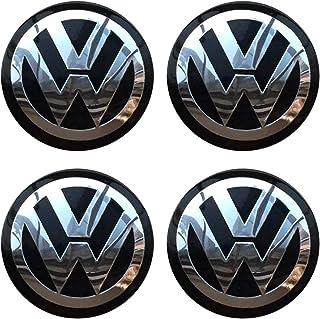4PCS 56.5mm 2.2'' Auto Car Styling Accessories Emblem Badge Sticker Wheel Hub Caps Centre Cover fit for VW Volkswagen B5 B6 MK4 MK5 MK6 Golf Polo Passat SAGITAR Jetta CC MAGOTAN Scirocco Eos